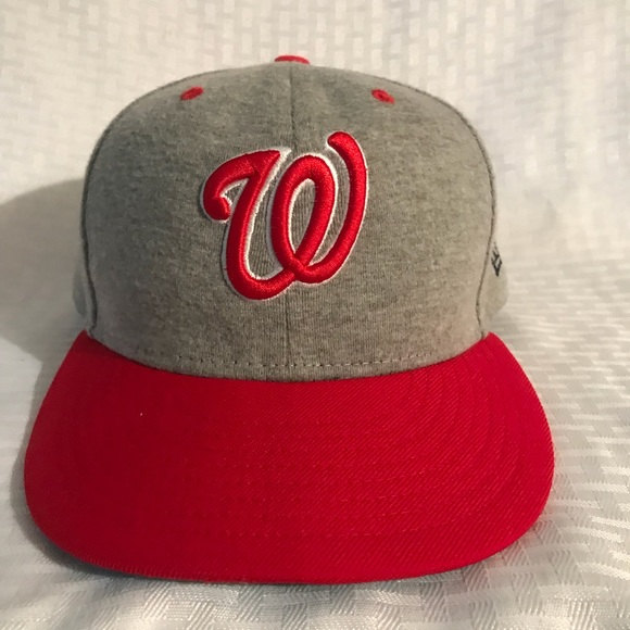 14f869a12 New Era Accessories | Washington Nationals Low Profile Fitted | Poshmark